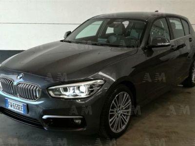 usata BMW 118 Serie 1 d 5p. Urban del 2019 usata a Rovigo