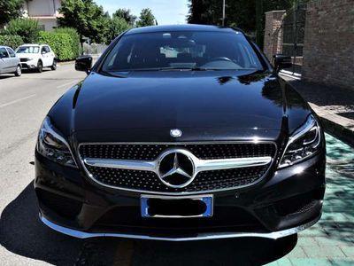 usata Mercedes CLS250 SW BlueTEC 4Matic Premium AMG