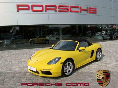 usata Porsche 718 Boxster2.0 300CV-PRONTA CONSEGNA