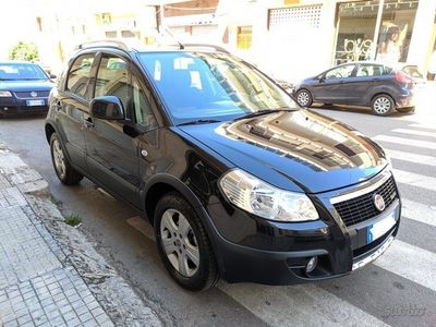 usata Fiat Sedici 1.9 Multijet 120cv - *PERFETTA* - 2009