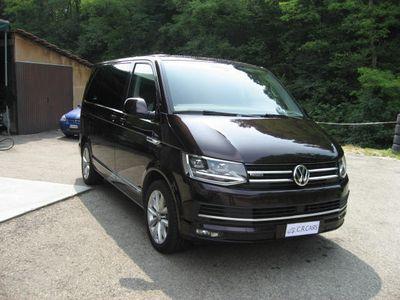 brugt VW Multivan T62.0 TDI 204CV DSG 4Motion Highl