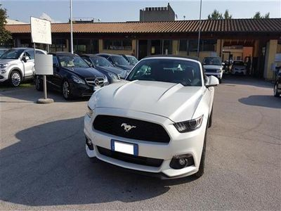 usata Ford Mustang CABRIO 2.3 ECOBOOST 317CV AUTO