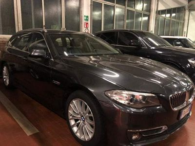 używany BMW 525 525xDrive Touring Luxury ,IVAEsp,NAVI,BIXENO LED