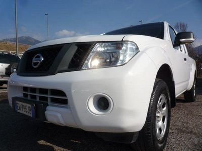 brugt Nissan King Navara 2.5 dCi 2 porte 4x4Cab WoRK