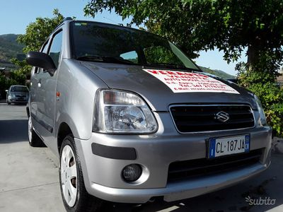 used Suzuki Wagon R 1.3 benzina 4x4 - 2004