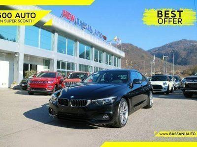 usata BMW 418 Gran Coupé 418 Gran Coupé d 150CV Sport