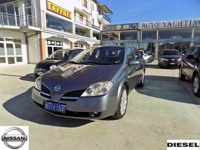 usata Nissan Primera 2.2 Td Di Station Wagon Visia Tagliandi Ufficiali Usato