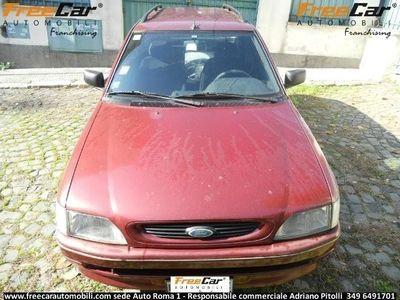 usata Ford Escort 1.6i 16v Cat Station Wagon Ghia Gpl Usato