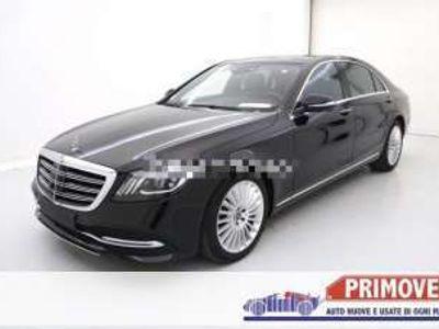 usata Mercedes S400 S 4004M Executive Diesel