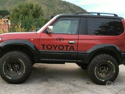 usata Toyota Land Cruiser - 1998