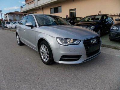 usata Audi A3 Sportback 1.6 TDI Attraction - 2014