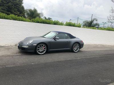 usado Porsche 911 Carrera 4S Cabriolet 911 Carrera 4 Cabriolet