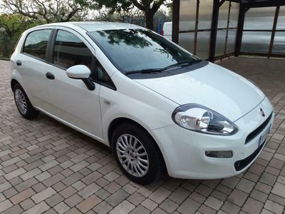 usata Fiat Punto Van 1.4 8V GPL 5 porte Pop 4 posti