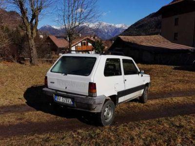 usata Fiat Panda 4x4 1100 i.e. cat Trekking unico proprietario