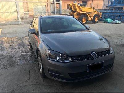 usata VW Golf Variant 1.4 TGI DSG Comfortline Blu