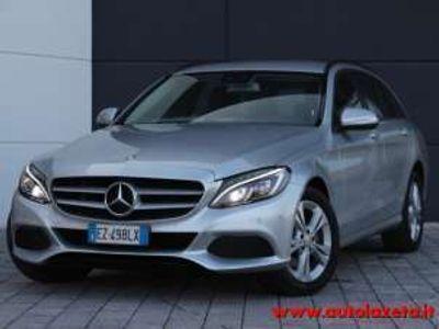 usata Mercedes C200 C 220 BlueTEC S.W. Automatic Business Diesel