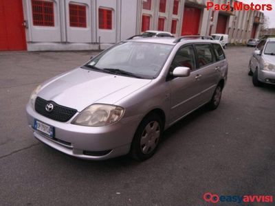 usado Toyota Corolla 2.0 tdi D-4D Station Wagon rif. 10561467