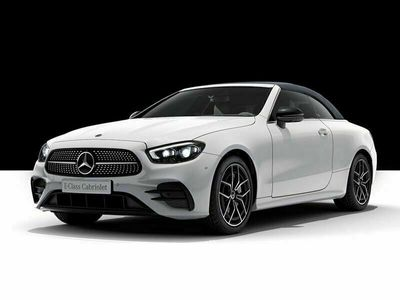 usata Mercedes E220 Classe E Cbr4Matic Cabrio Premium LUXURY NIGHT
