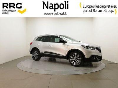 used Renault Kadjar 8V 110CV Energy Bose del 2016 usata a Pozzuoli