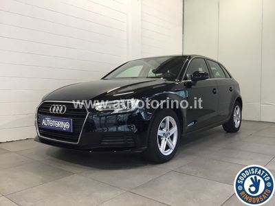 gebraucht Audi A3 Sportback A3 1.6 tdi Sport 110cv s-tronic