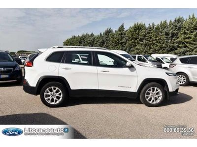 usata Jeep Cherokee 2.0 mjt II Limited 4wd act.dr. I 140cv