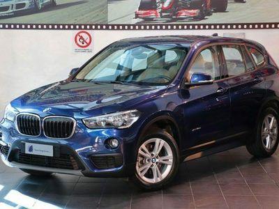 usata BMW X1 sDrive18d rif. 11699649