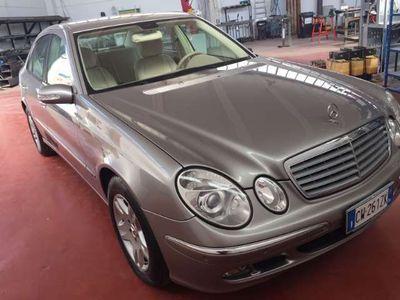 usata Mercedes E280 CDI V6 cat Elegance