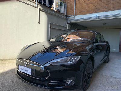 usata Tesla Model S p85 performance
