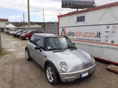 usata Mini Cooper 1.6 115 CV Divertente, Cuore Sportiva Benzina