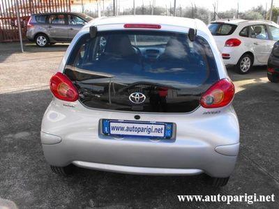 usata Toyota Aygo 1.0 12V VVT-i 5 porte Sol