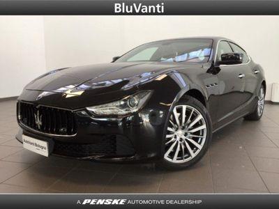 used Maserati Ghibli 3.0 Diesel 275 CV