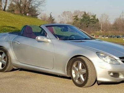 usata Mercedes SLK350 cat usato