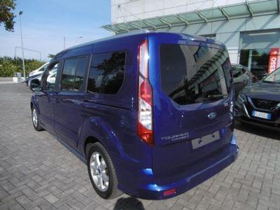 brugt Ford Tourneo Connect7 1.5 TDCi 120 CV Powershift Titanium