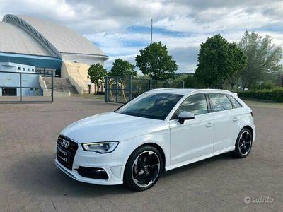 usata Audi A3 Sportback 1.4 TFSI g-tron S-tronic S-line