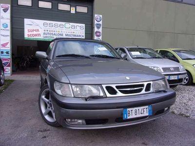 usata Saab 9-3 Cabriolet 2.0i T 16V cat
