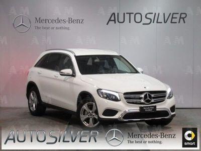 usata Mercedes GLC350 d 4Matic Exclusive del 2018 usata a Verona