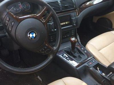 usata BMW 330 CI coupe NERO