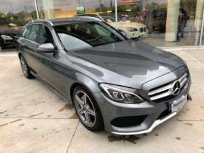 usata Mercedes C220 d S.W. 4Matic Auto Premium amg iva esposta Diesel