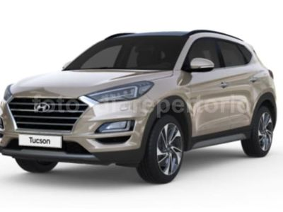 usata Hyundai Tucson TUCSON New1.6 CRDi (136CV) 48V 2WD DCT XPRIME-MY20