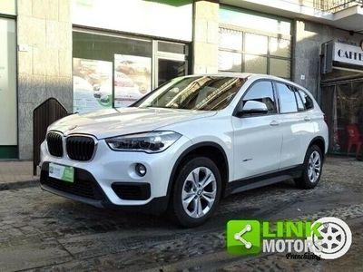 usata BMW X1 X1xDrive20d Advantage