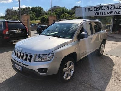 brugt Jeep Compass 2.2 CRD Limited 4wd 163cv