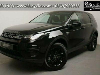 usata Land Rover Discovery Sport 2.0 TD4 150 CV Auto PURE NAVI XENO