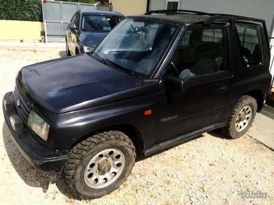 begagnad Suzuki Vitara jlx cabriolet 3 porte 1992