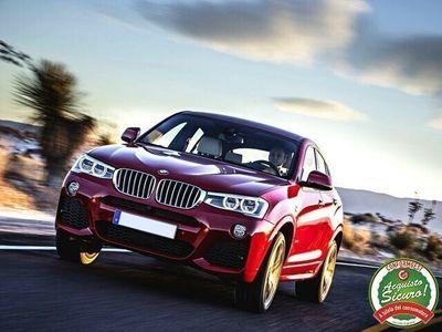 usata BMW X4 xDrive20d xLine usato