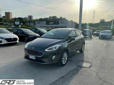 usata Ford Fiesta 1.1 85 CV 5 porte Titanium