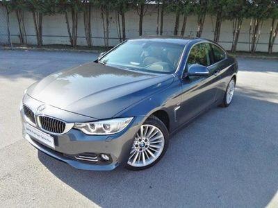 używany BMW 420 Serie 4 Coupé d Luxury del 2016 usata a Teverola