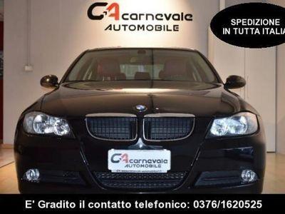 usata BMW 130 320 d BERLINAkW 177 CV,AUTOM.,PELLE TOTALE ROSSA rif. 14449001