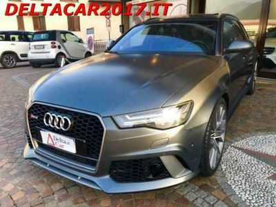 usata Audi RS6 Avant 4.0 TFSI quattro PERFORMANCE GAR.
