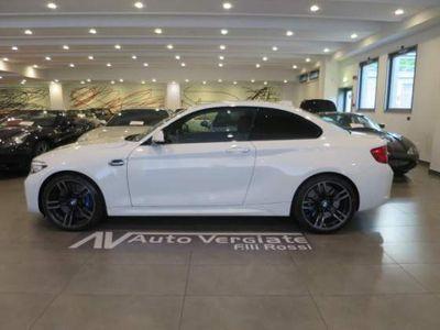 usata BMW M2 SCARICO M PERFORMANCE-IVA ESP-UFFICIALE ITA
