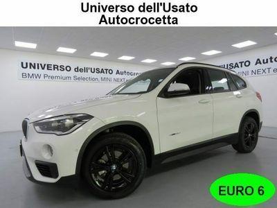 usado BMW X1 sDrive16d Advantage EURO 6